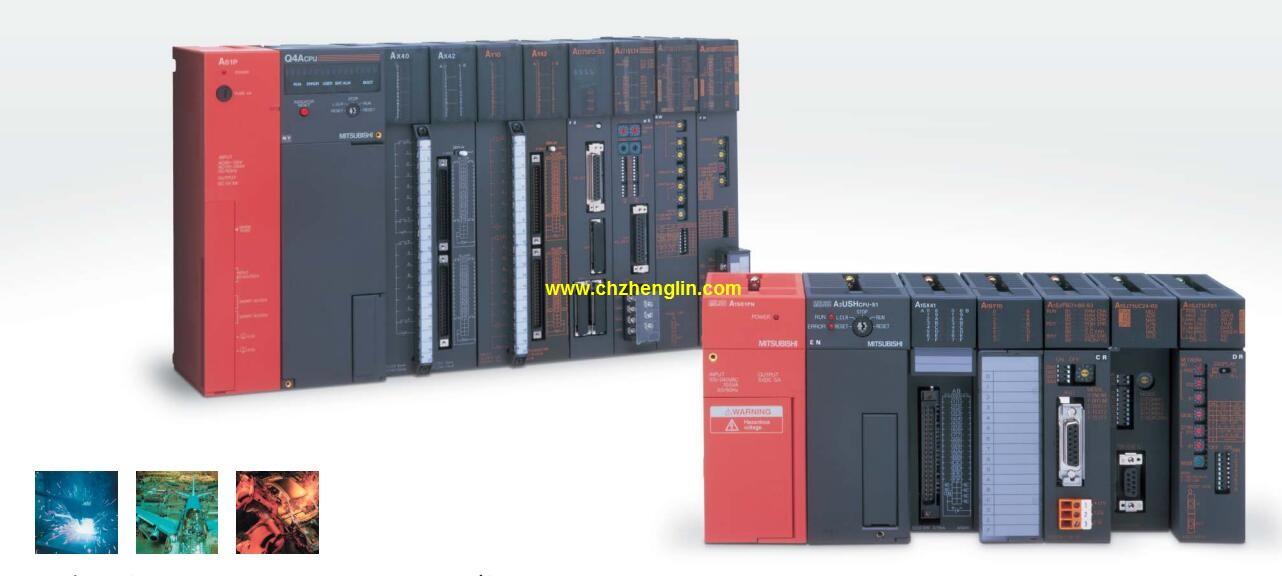 三菱基本i/o板/fx1s-20mt 485通信模块/三菱A0J2E-E28AS